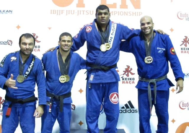 Vanderson Gomes to take on the adult division in 2012