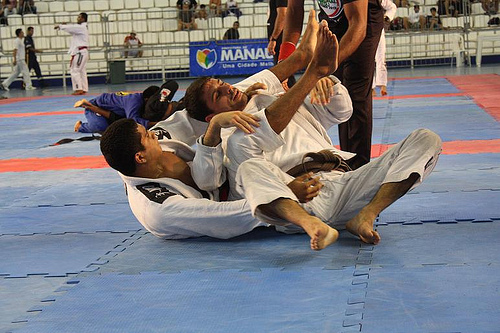 Manaus: semifinals set in the trials for the World Professional