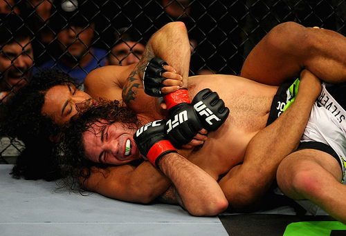 Ben Henderson is one of the big names at the 8th Arizona Open