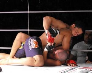 Irmão de Galvão busca mais uma vitória no MMA
