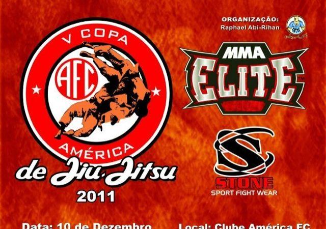 Os 10 motivos para você lutar a Copa América de Jiu-Jitsu