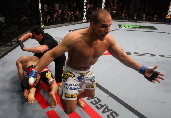 Cigano captures UFC heavyweight title by knockout
