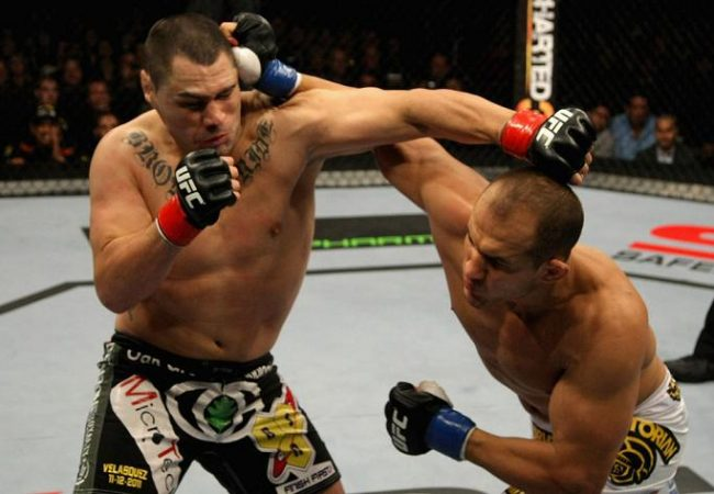 The submission that changed Junior Cigano's life