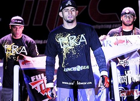 Estude o armlock sinistro de Douglas Lima, revelação da ATT no MMA