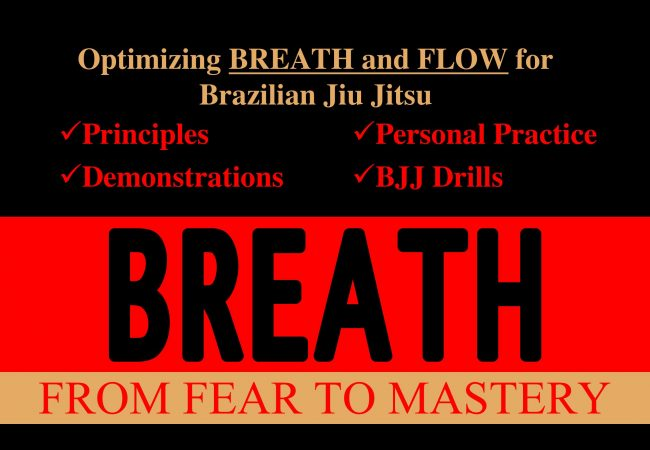 Learn to breath with Caique Warrior Way