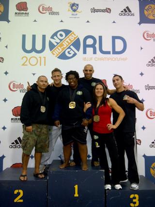 Zingano BJJ celebrates Worlds No-Gi record