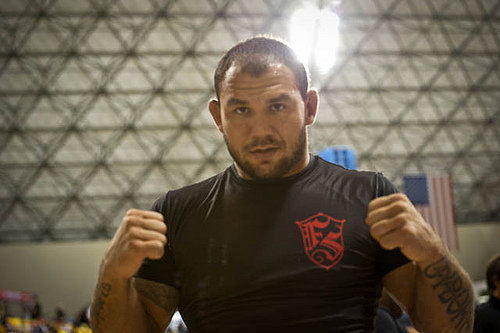 Hurdles leapt and in love, Cyborg takes on Galvão