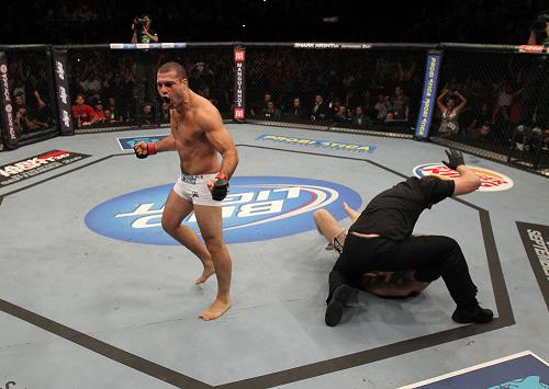 UFC 139: Shogun wants stone chin for collection