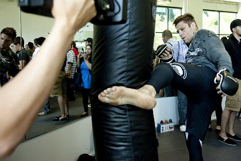 Babalu to fight at One FC in Singapore