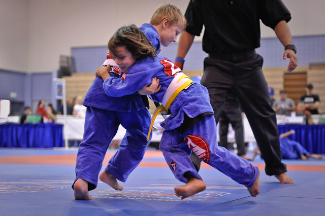 GB swapping Jiu-Jitsu for toys