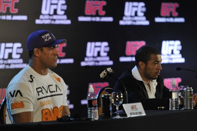 Ainda há ingressos para o UFC 142