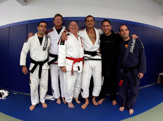 Claudio França students earn Black Belt Rank | Graciemag