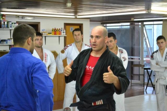 A luta insana entre Fernando Margarida e Xande Ribeiro no Jiu-Jitsu