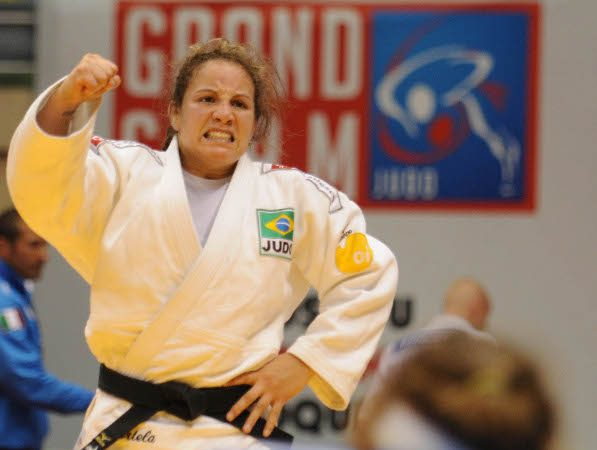 Judô do Brasil conquista três ouros em Londres