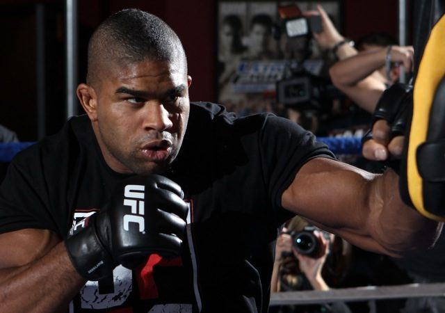 Seen what Overeem's week before the Lesnar fight was like?