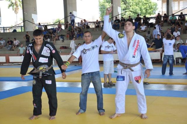 Fim de semana com bom Jiu-Jitsu no Piauí