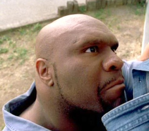 How about that Bob Sapp?