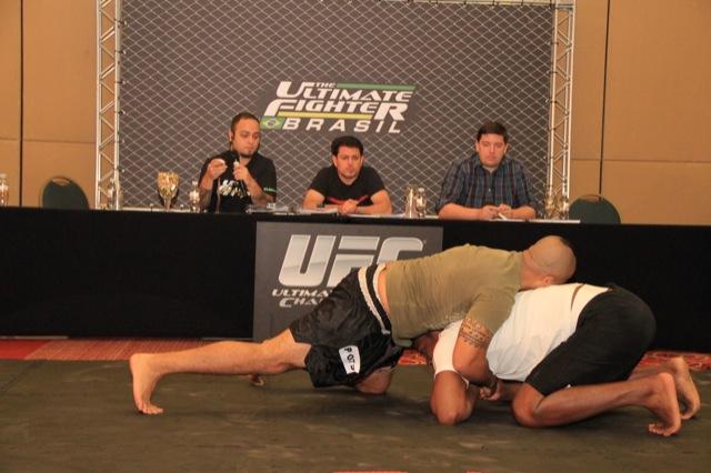 TUF: UFC mantém nomes dos 70 candidatos em sigilo