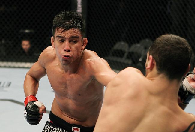 "Dana and UFC pardon Miguel Torres: ""He handled himself like a man"""