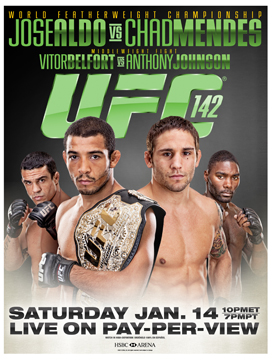 Warm up with the aces of UFC Rio 2