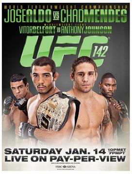 Esquente com os craques do UFC Rio 2