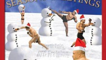 UFC wishes fans a white Christmas