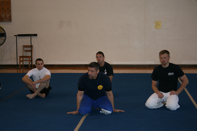WCU Criminal Justice students attend Defensive Tactics Seminar