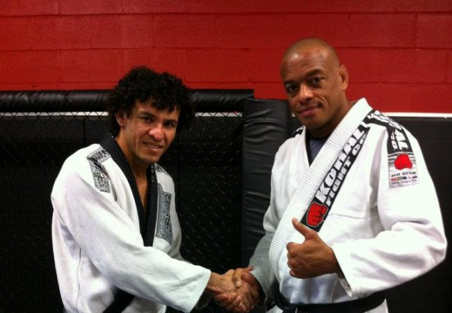 Traven teaches and hands out promotions in Virginia