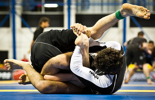 When's the right time to teach students leg attacks?