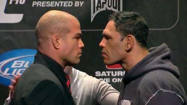 UFC 140: Minotouro reveals strategy for showdown with Tito