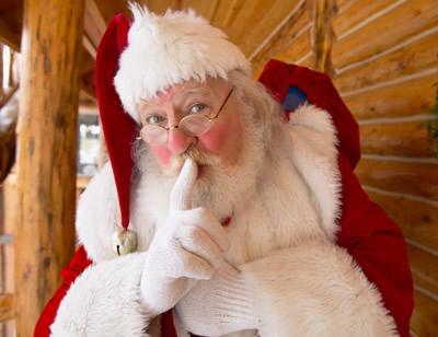The day Santa subbed Rudolph
