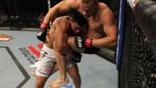 UFC: Ronny Markes to face Aaron Simpson