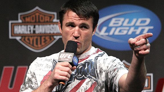 Sonnen must beat Muñoz to face Anderson