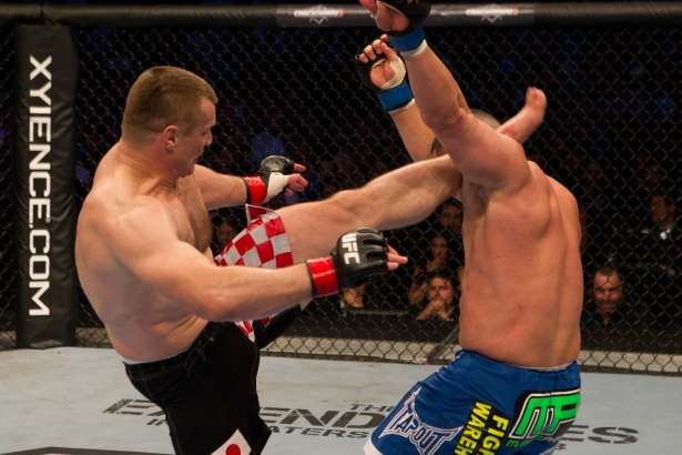 Cro Cop already planning return
