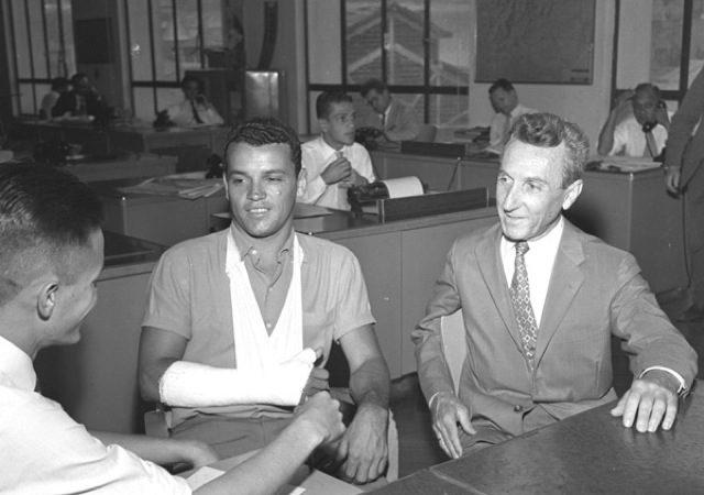Há 50 anos, Carlson Gracie e Valdemar Santana cediam e marcavam nova luta