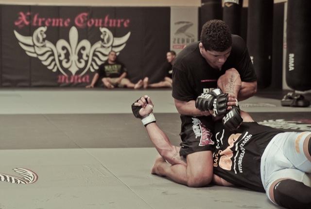 O que o campeão mundial Durinho aprendeu nos treinos de Jiu-Jitsu com Vitor Belfort