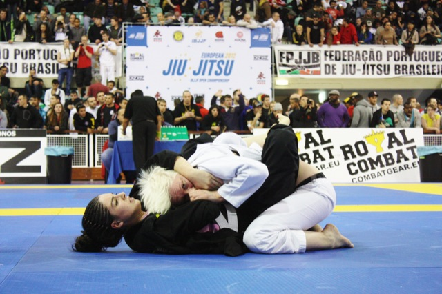 Photos from day one at highly competitive Europeans 2012