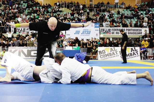 European Jiu-Jitsu Open 2012: results and images from day two