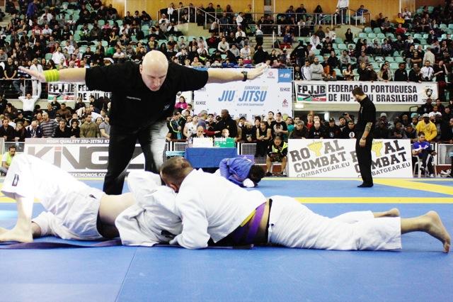 Um dia rico em finalizações no Europeu de Jiu-Jitsu 2012. Fotos: Raphael Nogueira.