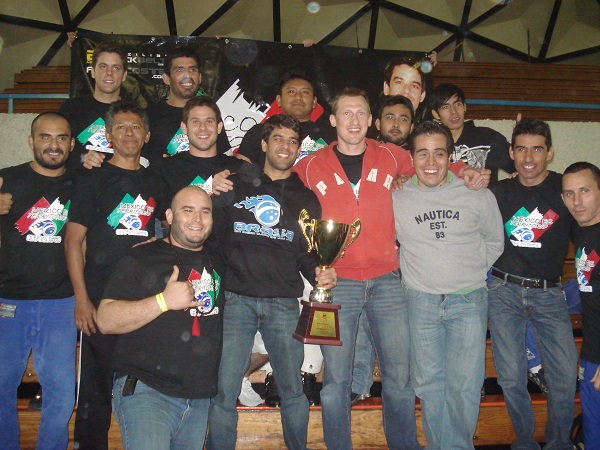 Felipe Costa leads team to success at Mexican Nationals