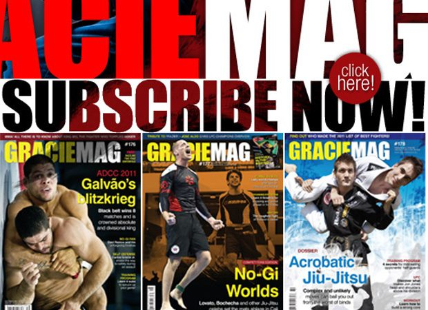 The boss went batty: subscribe to GRACIEMAG cheaper and easier over Facebook