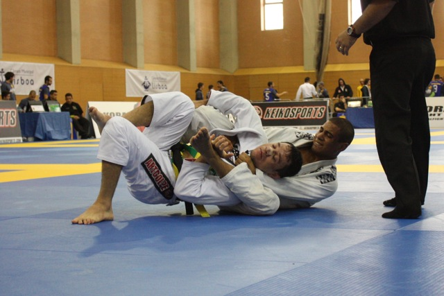 European Open 2012: black belt finalists