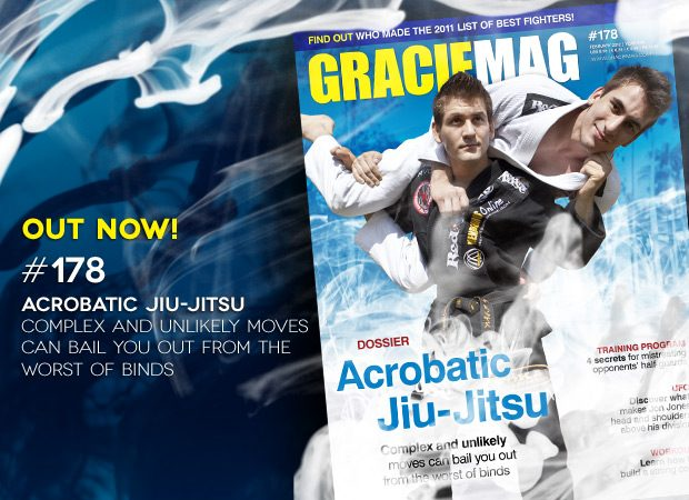 Acrobatic Jiu-Jitsu