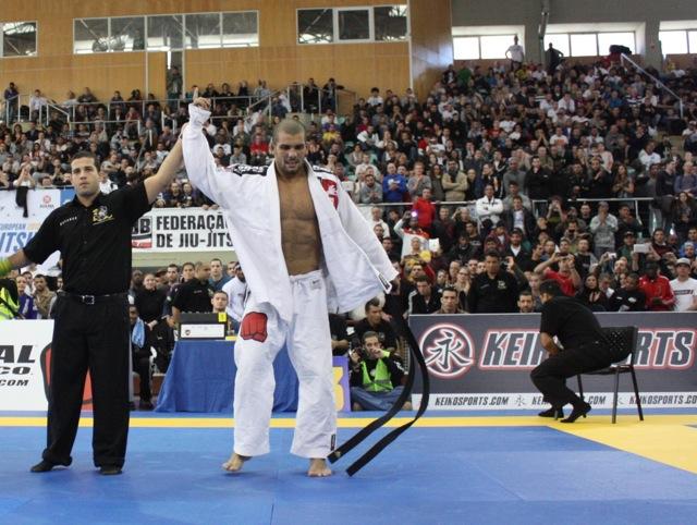 Rodolfo Vieira vence no Europeu de Jiu-Jitsu