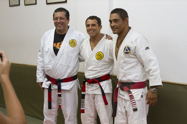 Red-and-black belt Royler Gracie's lessons in Jiu-Jitsu, grit and love