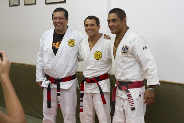 As lições de Jiu-Jitsu, raça e amor do faixa-coral Royler