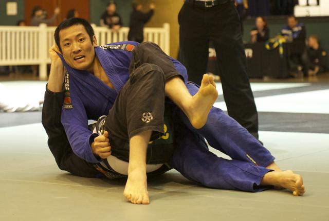 Na Califórnia, lições de um dia de Jiu-Jitsu e futebol americano