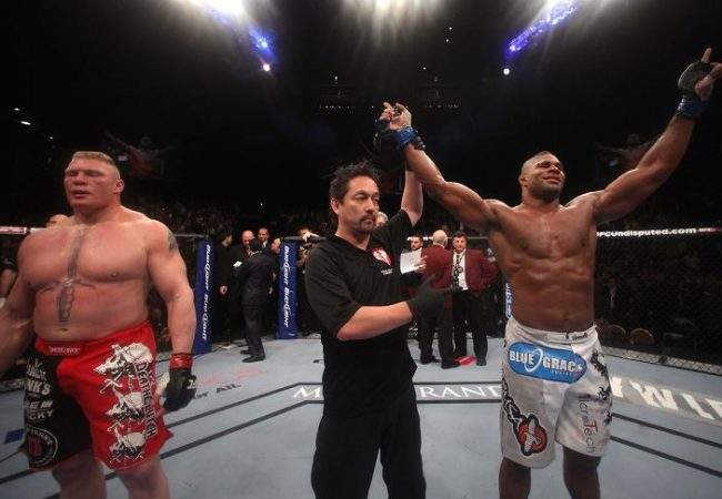 Defeated Lesnar earns biggest purse; UFC 141 payouts