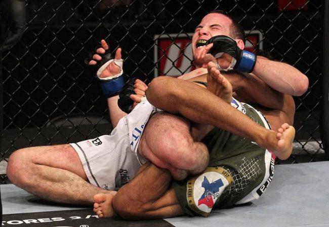 O Jiu-Jitsu na noite em que Sonnen se garantiu contra Anderson