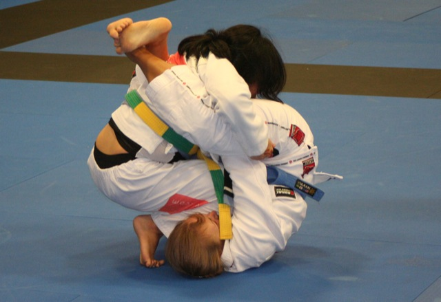 Jiu-Jitsu, self-defense—what it has to do with your kids